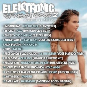 ELEKTRONIC SENSATIONS 2 Mixed By Dj Mantra