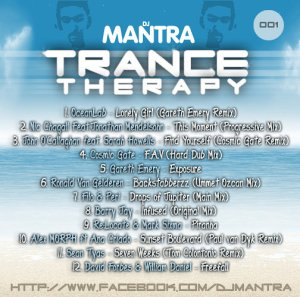 TRANCE THERAPY Mixed by DJ MANTRA